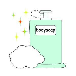 bodysoap